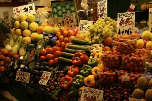 Frutis and Veggies