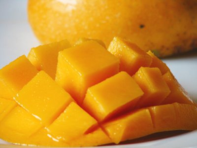 juicy mango
