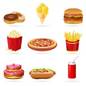 junk-food-icons