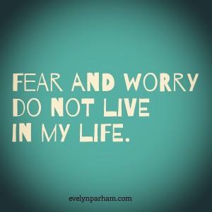 fear-worry