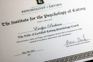 eating psychology coach
