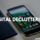 social media decluttering