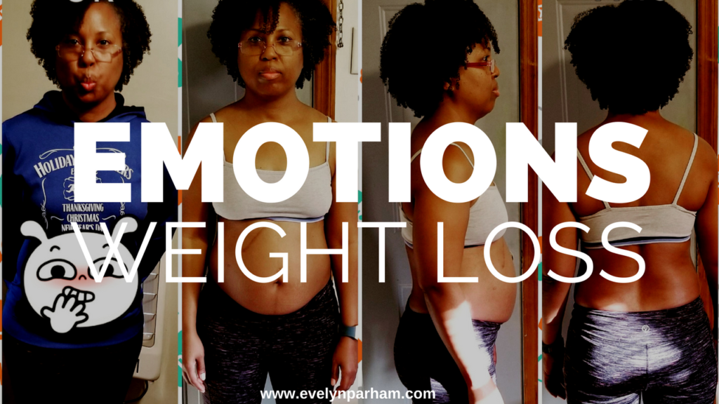 emotions weight loss journey